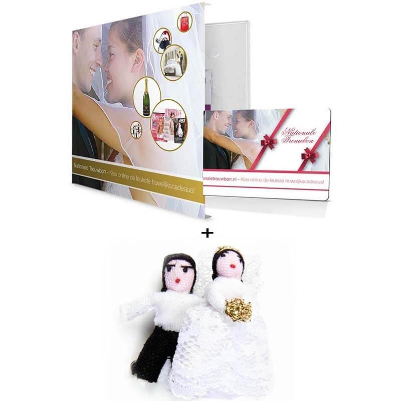 luxe giftbox met gelukspoppetjes